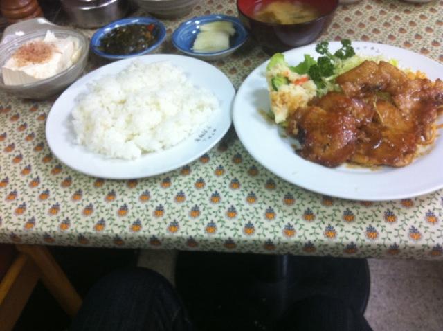 東長崎:洋食キッチン 長崎