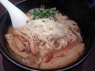秋葉原:麺屋武蔵 武仁