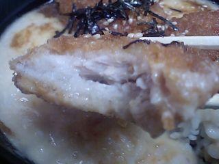 千葉丼:カツ