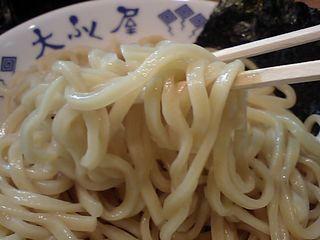 大ふく屋:麺
