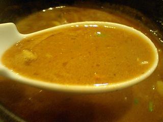 紅蓮:スープ