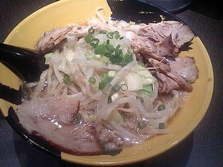 秋葉原:麺屋武蔵 巌虎(いわとら)