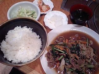 韓国家庭料理 焼肉 J