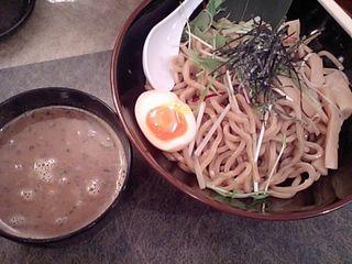 牛込柳町:つけ麺専家 甚太郎