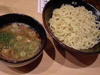 曙橋:麺匠 克味