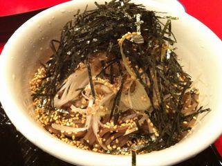 壬生(みぶ)鶏そば編