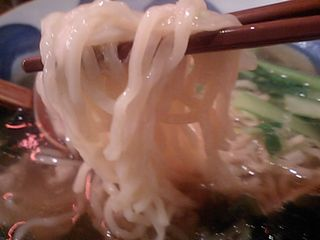 みしま:麺