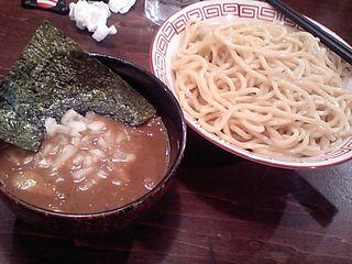 目黒:濃厚中華そば つけ麺 なおじ