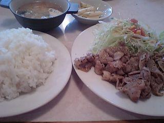 千川:味の洋食 美味しん坊千川店