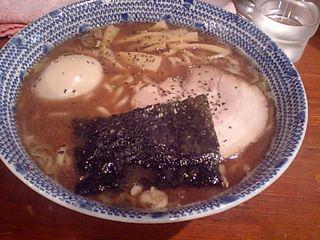 住吉:麺や 離宮(りきゅう)