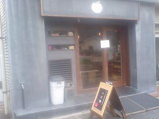 みそや林檎堂&つけ麺APPLE BASIC:外観