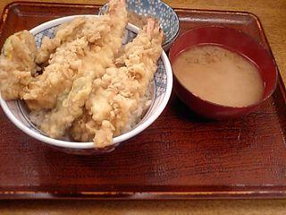 板橋区役所前:天ぷら 心平