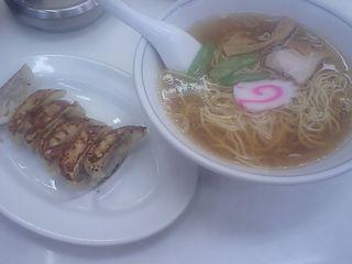 三ノ輪:柳麺餃子 タカノ