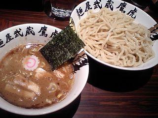 高田馬場:麺屋武蔵 鷹虎