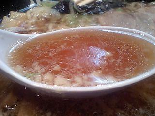 東麺房:スープ