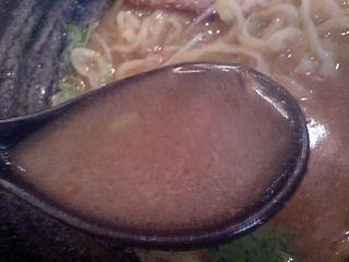 壺ラーメン:スープ